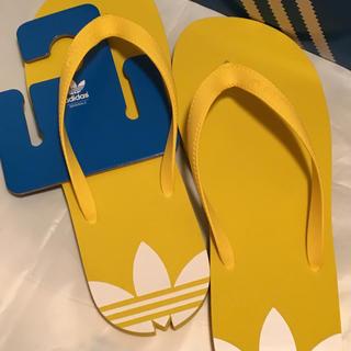 アディダス(adidas)のアディダスビーチサンダル26.5cm(ビーチサンダル)