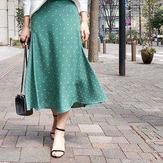 イエナ(IENA)のIENA スカート 40 新品(ひざ丈スカート)