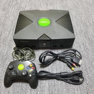 エックスボックス(Xbox)のpaapa様専用  初代 XBOX 本体一式(家庭用ゲーム機本体)