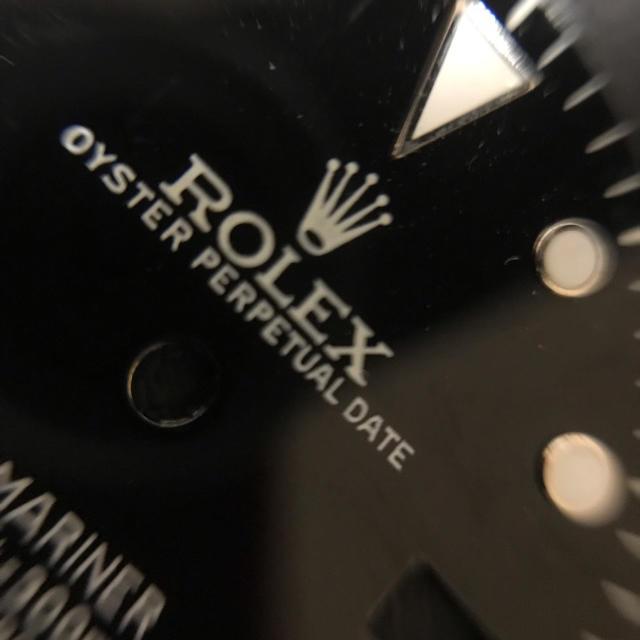 人気のダイバーズウォッチ 、 ROLEX - 16610 文字盤 リダン品  T25表記の通販 by kamae's shop|ロレックスならラクマ