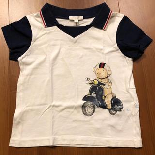 グッチ(Gucci)のグッチ ポロシャツ ② 24m(Tシャツ/カットソー)