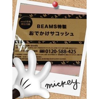 ビームス(BEAMS)のBEAMS特製 おでかけサコッシュ(その他)