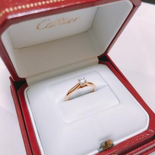 カルティエ(Cartier)の【Cartier】ソリテール1895(リング(指輪))