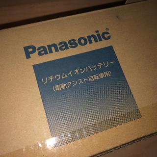 パナソニック(Panasonic)のPanasonic リチウムイオンバッテリー(パーツ)