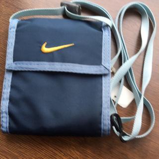 ナイキ(NIKE)の新品タグ付き  ナイキ ショルダー 財布(財布)