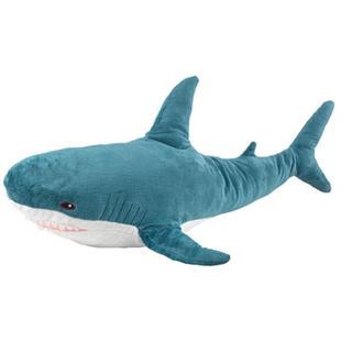 イケア(IKEA)のサメ ぬいぐるみ(ぬいぐるみ)