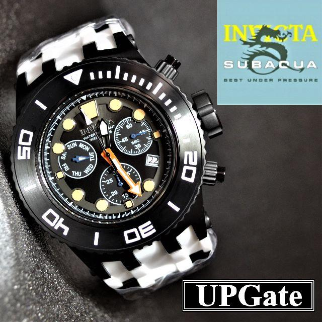 カルチェ 腕 時計 - INVICTA - ◆希少カラー 高機能・防水500mINVICTASubaqua27657の通販 by ~UPGate~ ラクマ店|インビクタならラクマ