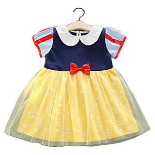 ディズニー(Disney)の【最後1点】ディズニープリンセス 白雪姫と7人の小人たち snow white(ワンピース)
