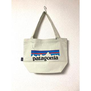 パタゴニア(patagonia)の未使用 パタゴニアpatagonia ロゴミニトートバック(トートバッグ)