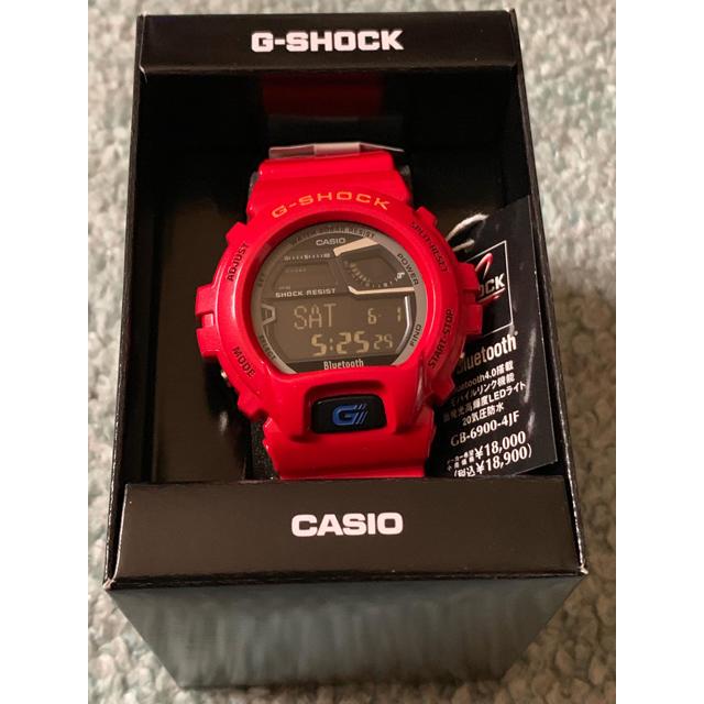 ジェイコブ コピー 100%新品 、 G-SHOCK - CASIO カシオ G-SHOCK GB-6900-4JF 新品未使用の通販 by メアリー's shop|ジーショックならラクマ