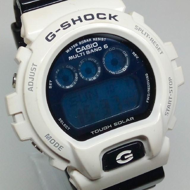 オメガ シーマスター アクアテラ コーアクシャル / G-SHOCK - 世界6局電波ソーラー GW-6900GW-7JF G-SHOCKの通販 by スライリー's shop|ジーショックならラクマ