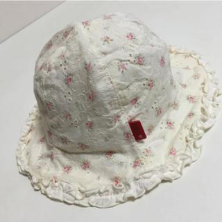 スーリー(Souris)の【中古】スーリーリバーシブル帽子(帽子)