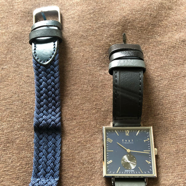 クロノスイス 時計 コピー 最安値2017 、 Knot/not - knotの腕時計の通販 by ユウジ's shop|ノットノットならラクマ
