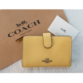 09e29f20c466 コーチ(COACH) ファッション小物(イエロー/黄色系)の通販 300点以上 ...