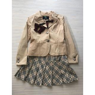 バーバリー(BURBERRY)のバーバリー スーツ 卒業式 フォーマル(ドレス/フォーマル)