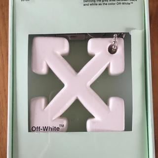 オフホワイト(OFF-WHITE)のoff-white Arrow  Keyring(その他)