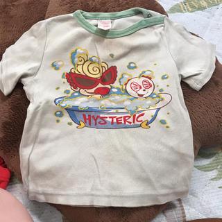 ヒステリックミニ(HYSTERIC MINI)のヒスミニ Tシャツ(シャツ/カットソー)