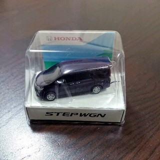 ホンダ(ホンダ)のホンダ ステップワゴン LEDカーキーホルダー(非売品/未開封)(ノベルティグッズ)