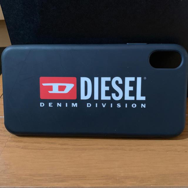 DIESEL(ディーゼル)のiphone xs max DIESELケース スマホ/家電/カメラのスマホアクセサリー(iPhoneケース)の商品写真