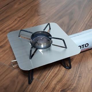 新富士バーナー - 夏キャンプに最適!SOTO ST-310専用 遮熱板□170