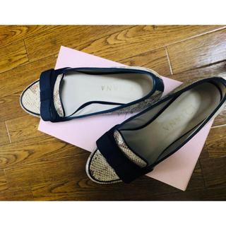 ダイアナ(DIANA)のダイアナ フラットシューズ(ローファー/革靴)