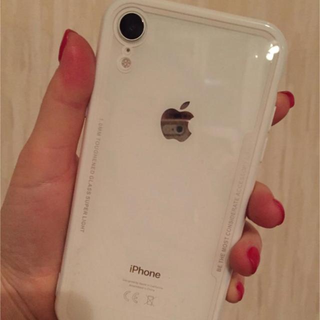 iphone xs max ケース nike - ⭐︎インスタ映え⭐︎iPhoneケース XR ホワイトの通販 by 雅's shop|ラクマ