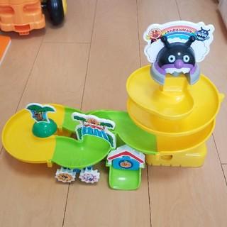 アンパンマン(アンパンマン)のアンパンマン スライダー(お風呂のおもちゃ)