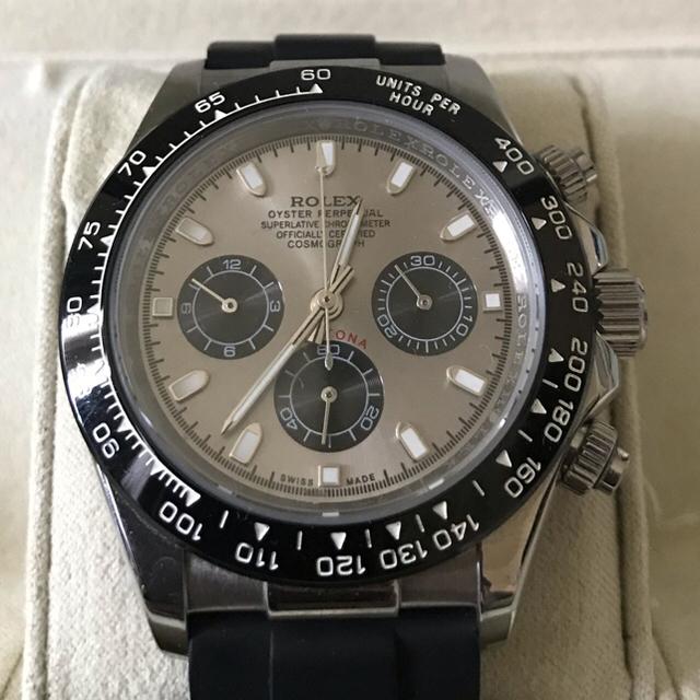 ルイヴィトン ショルダーバッグ スーパーコピー時計 - ROLEX - ロレックス 116519LNの通販 by まさ9110527's shop|ロレックスならラクマ
