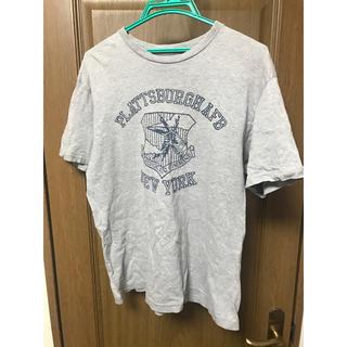 ダブルワークス(DUBBLE WORKS)のダブルワークス  tシャツ  Lサイズ 旧ロゴ double works(Tシャツ/カットソー(半袖/袖なし))