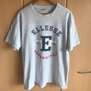エレッセ(ellesse)のレア 90s USA製 ellesse vintage Tシャツ 星 スター(Tシャツ/カットソー(半袖/袖なし))