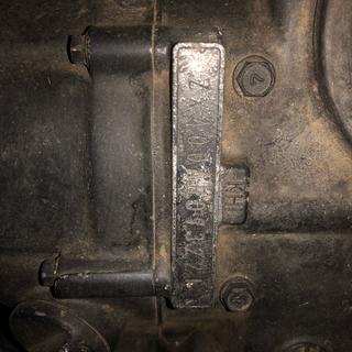 カワサキ(カワサキ)のゼファー400 エンジン おまけでマフラー付けます!値下げします!今週限定‼︎(パーツ)