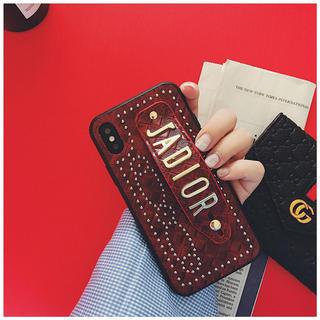 ディオール(Dior)のDior iPhoneケース(iPhoneケース)