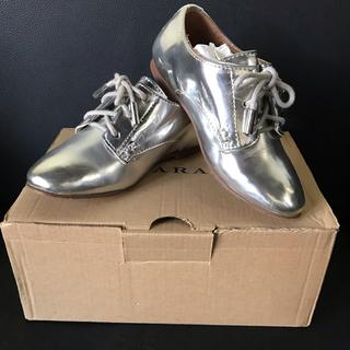 ザラ(ZARA)のZARA キッズ ローファー 18センチ おしゃれ 靴(ローファー)