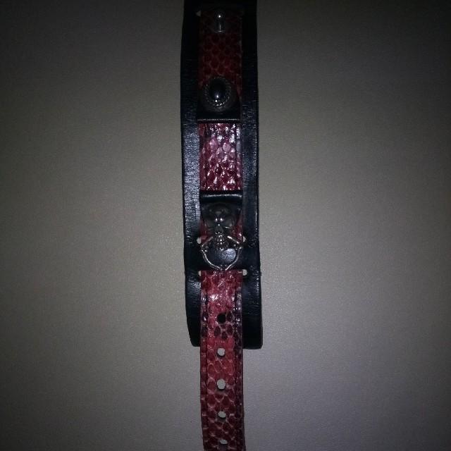 ロジェデュブイ偽物 時計 | カスタム 本革 腕時計の通販 by ロアナプラ|ラクマ