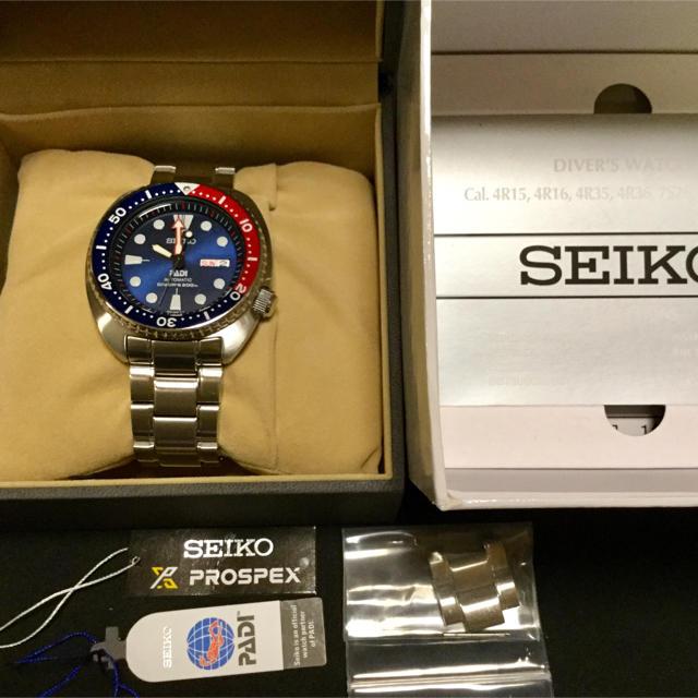 パネライ 海外価格 、 SEIKO - SEIKOPROSPEX PADI コラボ 限定モデル SRPA21J1の通販 by 松風の蔵|セイコーならラクマ