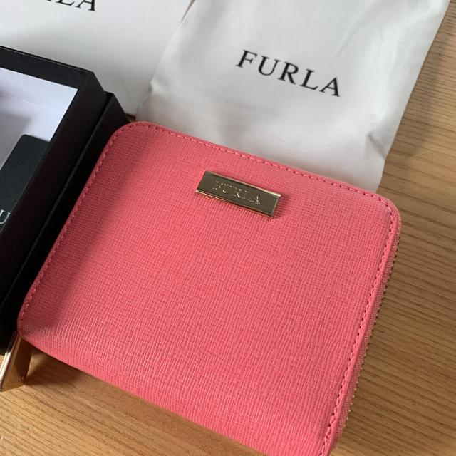 fa86e5312433 Furla - 【新品未使用】FURLA 二つ折り財布の通販 by apple's shop ...
