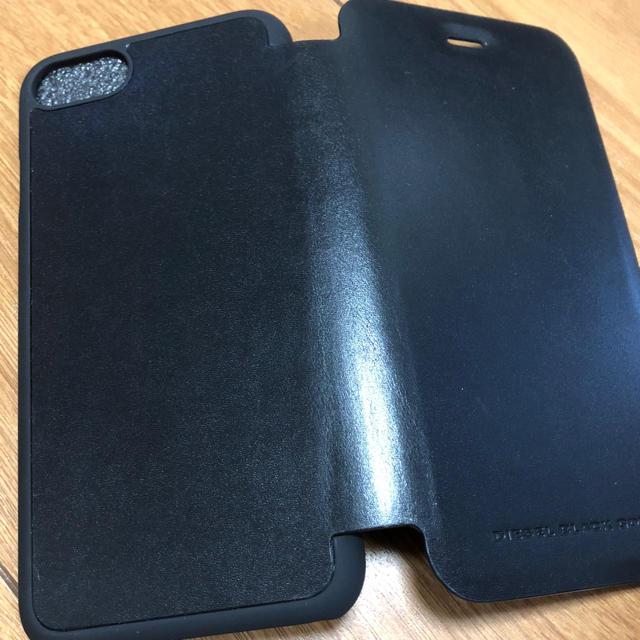 DIESEL(ディーゼル)のDIESEL Black Gold スマホケース iPhone 7 8用 スマホ/家電/カメラのスマホアクセサリー(iPhoneケース)の商品写真