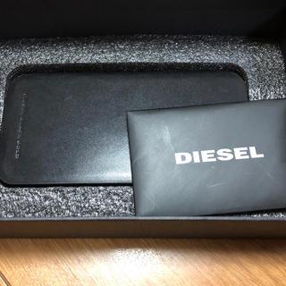 ディーゼル(DIESEL)のDIESEL Black Gold スマホケース iPhone 7 8用(iPhoneケース)