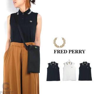 フレッドペリー(FRED PERRY)のフレッドペリー ノースリーブ ポロシャツ(ポロシャツ)