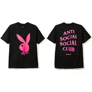 アンチ(ANTI)のassc x playboy 希少Tシャツ L 新品(Tシャツ/カットソー(半袖/袖なし))