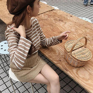 ciel knit skirt