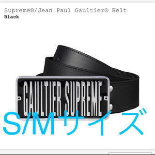 シュプリーム(Supreme)のSupreme Jean Paul Gaultier Belt ゴルチエ ベルト(ベルト)