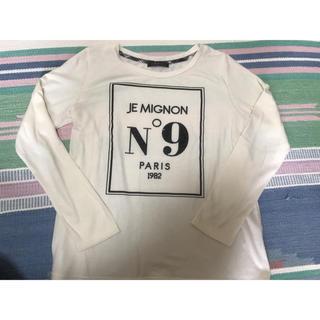 イング(INGNI)のロンT(Tシャツ(長袖/七分))