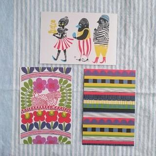 マリメッコ(marimekko)のmarimekko マリメッコ ポストカード 絵はがき (その他)