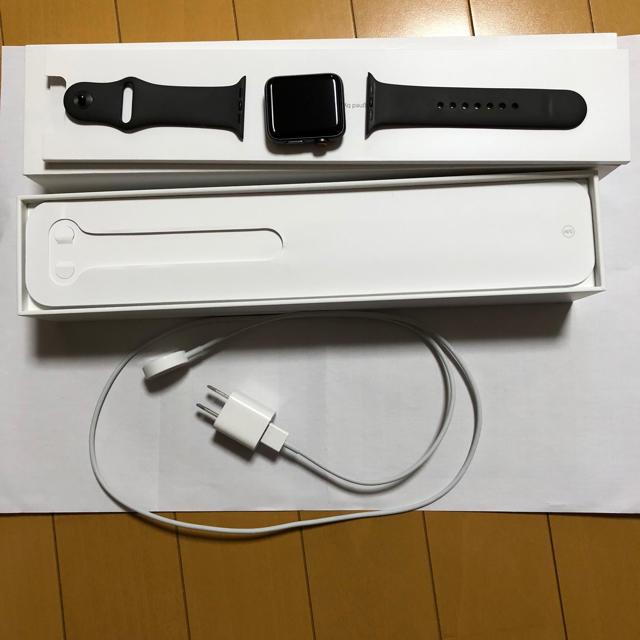 カルティエ スーパー コピー 専売店NO.1 | Apple Watch - Apple Watch Series3  セルラーモデル 42mmの通販 by dl-_-lb's shop|アップルウォッチならラクマ