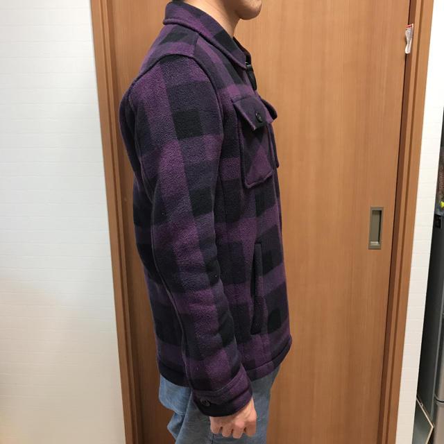 UNIQLO(ユニクロ)のUNIQLOメンズフリースジャケット メンズのジャケット/アウター(その他)の商品写真