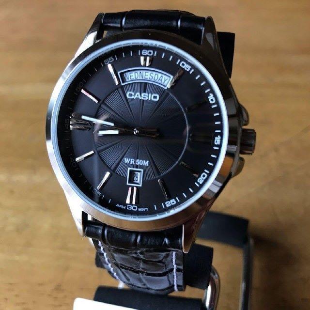 CASIO - 【新品】カシオ CASIO クオーツ メンズ 腕時計 MTP-1381L-1Aの通販 by 遊☆時間's shop|カシオならラクマ