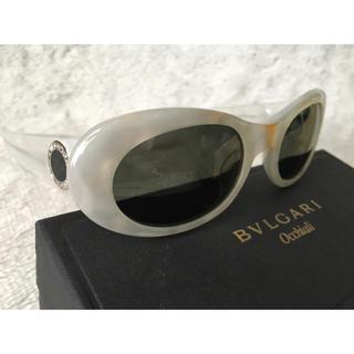 ブルガリ(BVLGARI)の《新品・未使用》ブルガリサングラス ケース&外箱付き(サングラス/メガネ)
