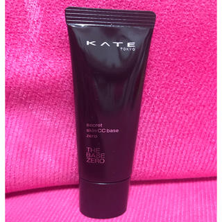 ケイト(KATE)の【KATE】シークレットスキンCCベース ゼロ(化粧下地)