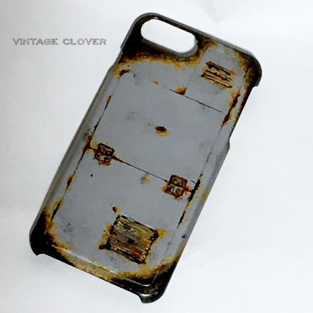 ヴィンテージマッドダクトiPhone6S.7.8plus対応ケース/オーダーの通販 by 古民家工房RJC|ラクマ